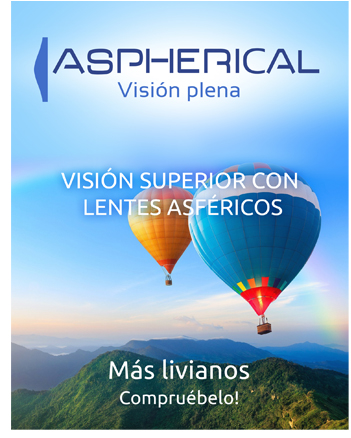 lentes asfericos aspherical
