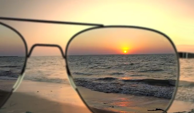 anteojos polarizados