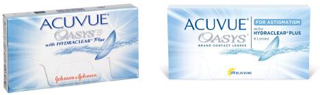 ec0a8d3173 Los lentes de contacto Acuvue 2 con ideales para quienes no toleran bien  los lentes de hidrogel de silicona y buscan lentes de alta calidad y  comodidad.